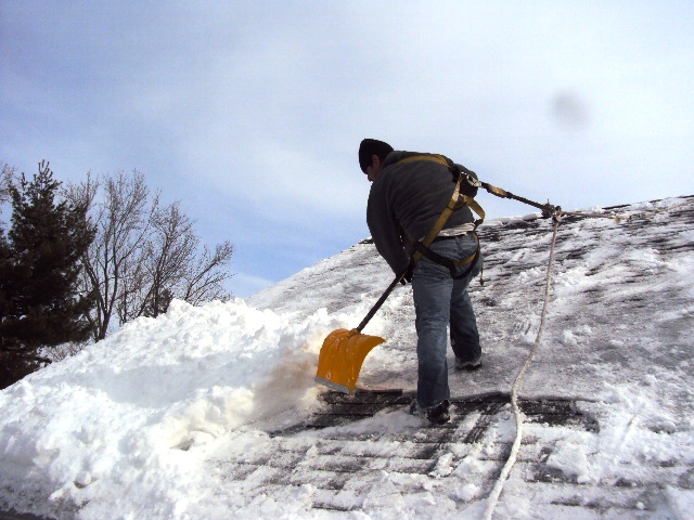 Above All Roofing Ice Dam Prevention Amp Repair